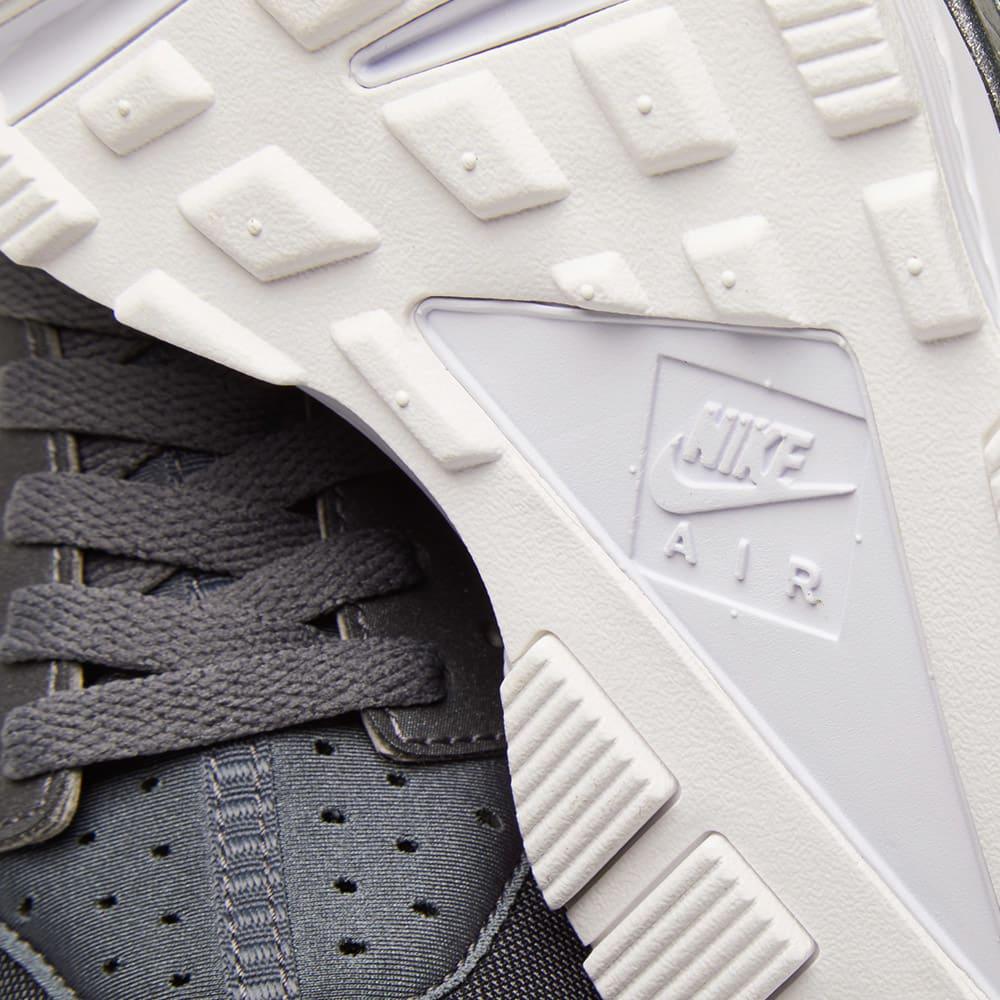 detailed pictures 91615 103ca Nike Air Huarache Run Premium Metallic Hematite   Cool Grey   END.
