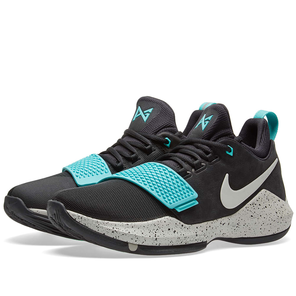 a0808eedd0b Nike PG 1 Black
