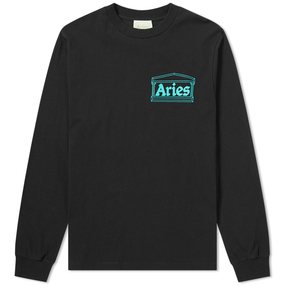 ARIES LONG SLEEVE TAZ TEE
