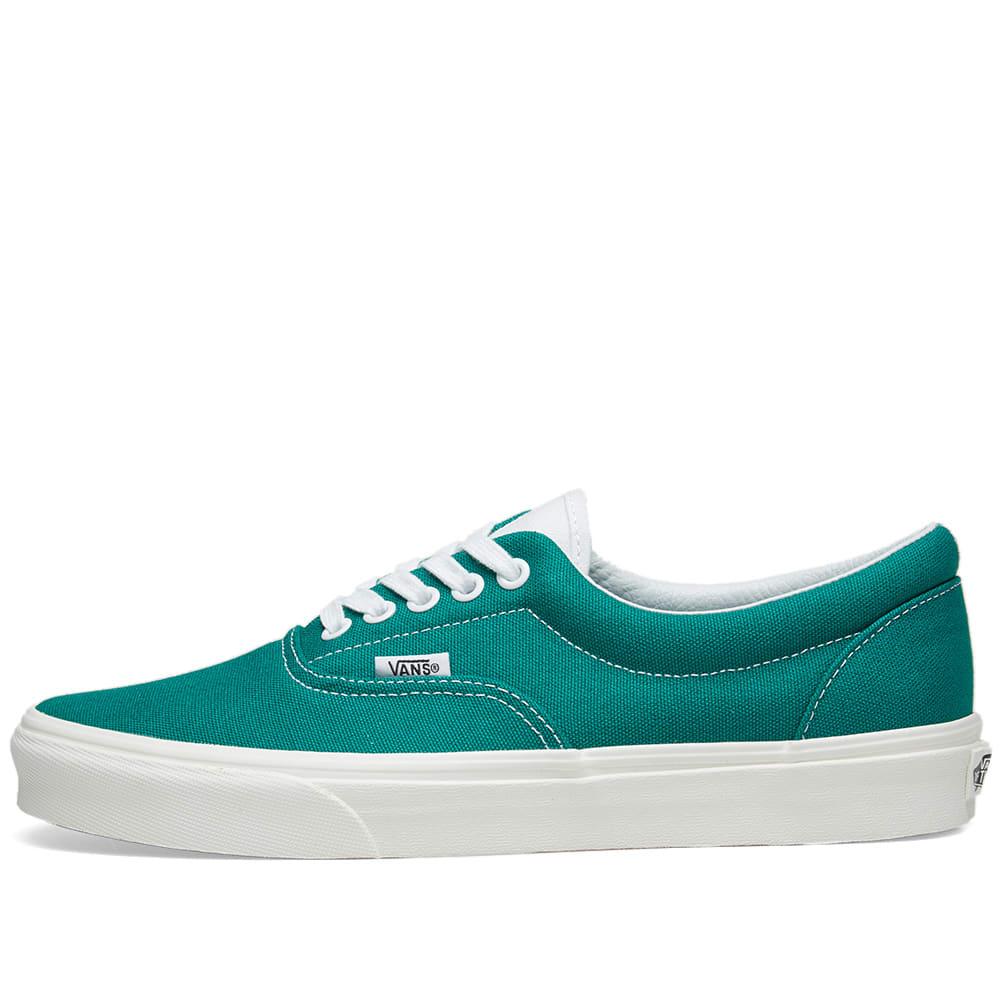 e6340f1b84 Vans Era Retro Sport Cadmium Green