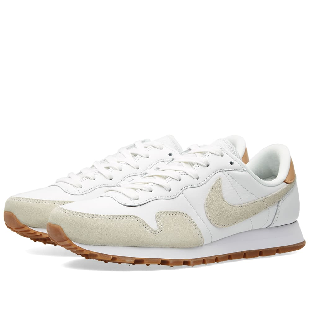 98bbfae03b09 Nike Air Pegasus 83 Premium Summit White   Black