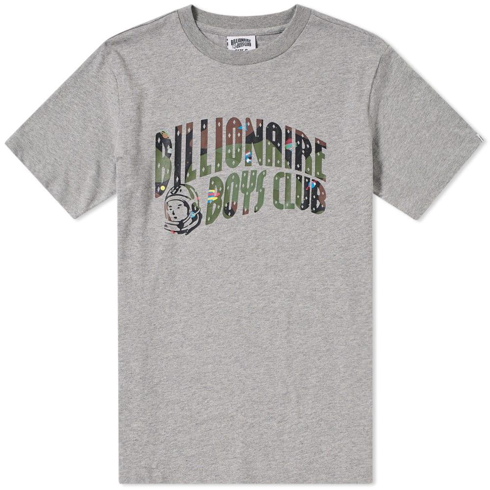 Billionaire Boys Club Space Camo Arch Logo Tee