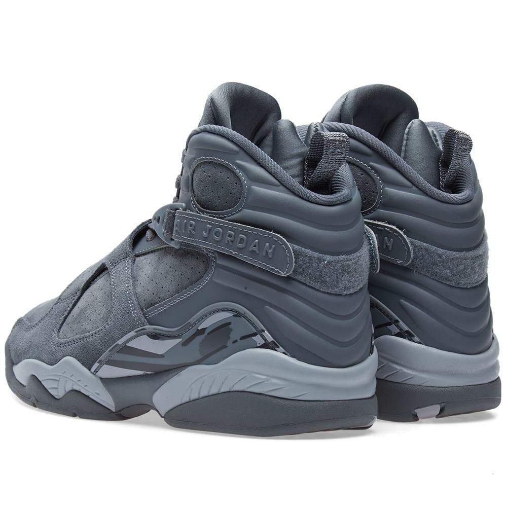 0e58248e5dab1c Nike Air Jordan 8 Retro Cool Grey   Wolf Grey