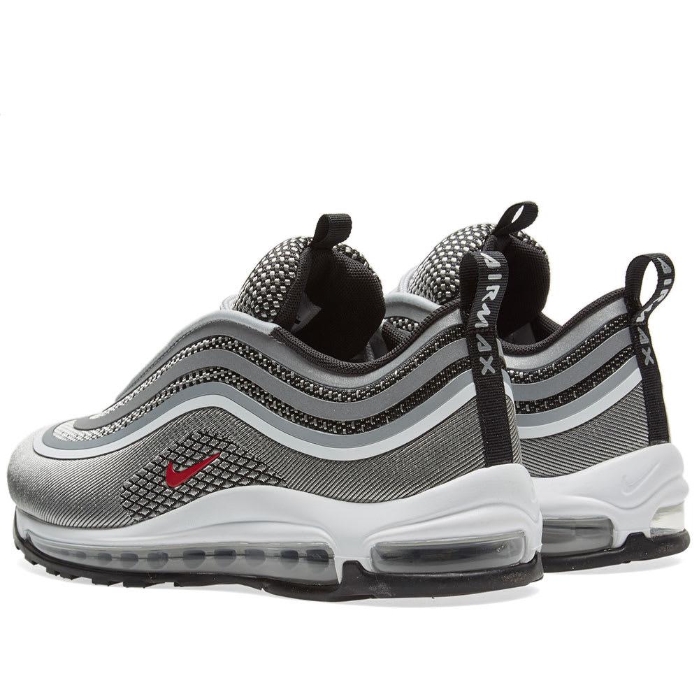 air max 97 metallic silver