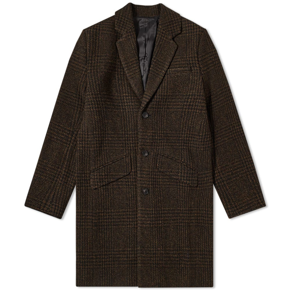A KIND OF GUISE A Kind Of Guise Kabru Coat in Brown