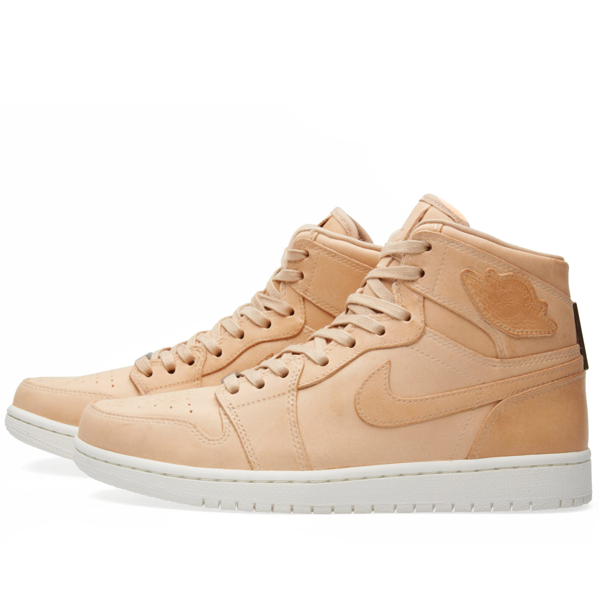 9ddcffecb76 Nike Air Jordan 1 Pinnacle. Vachetta Tan & Sail