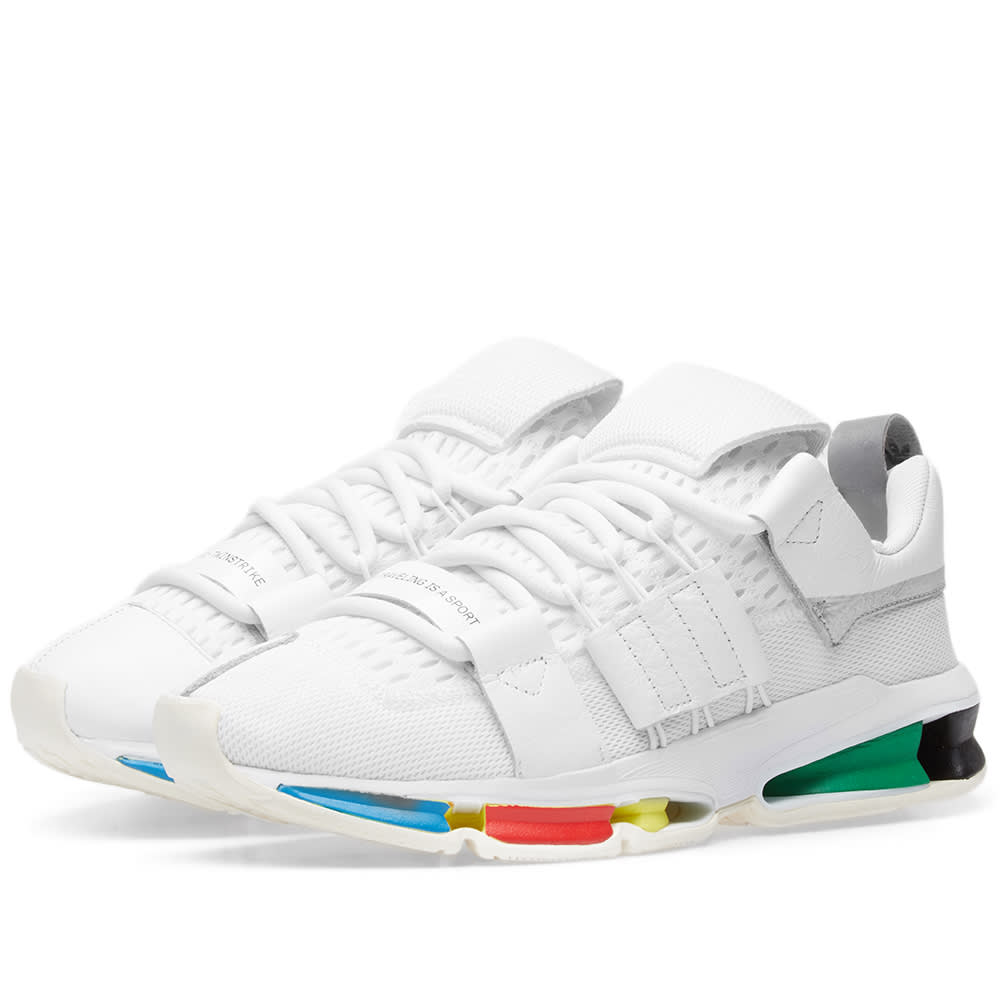 pretty nice db3cf aa423 Adidas Consortium Adidas Twinstrike Adv Oyster Holdings Sneakers - White