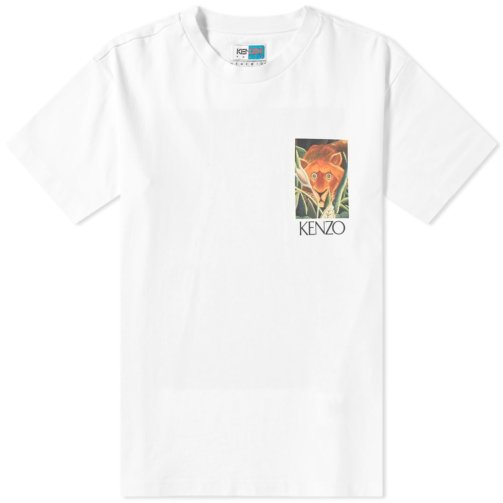 6fd14fd7 Kenzo Memento Tiger Tee White | END.