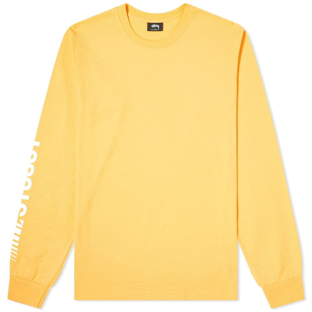 Stussy Long Sleeve Champion Tee by Stüssy