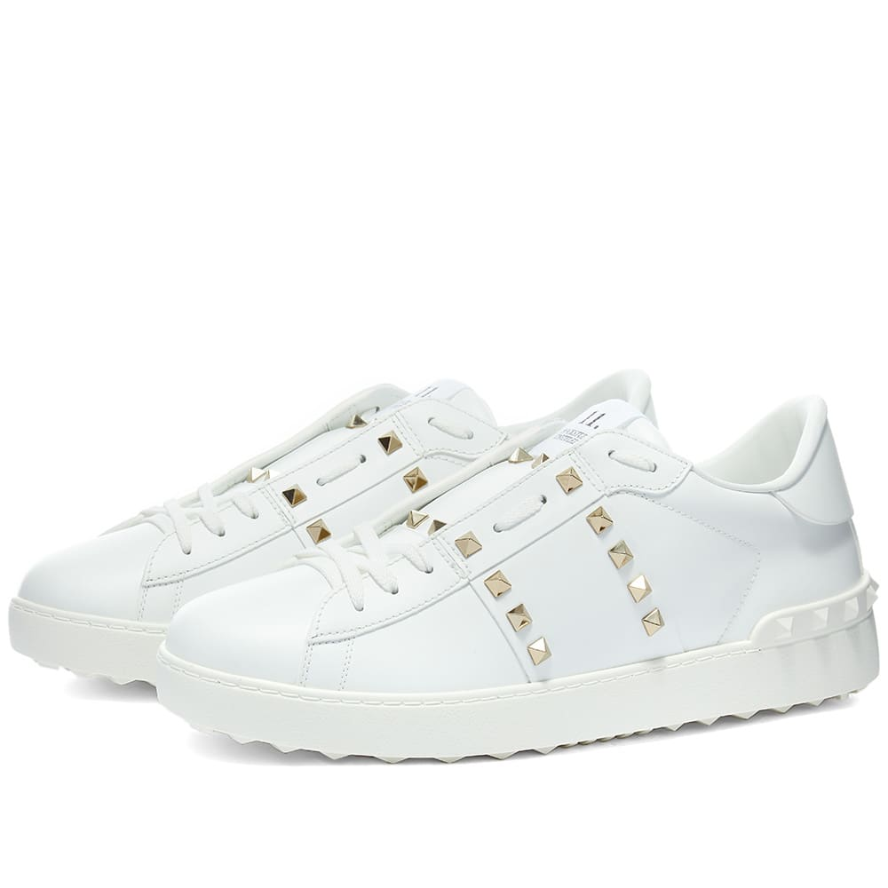 Valentino Rockstud Untitled Sneaker
