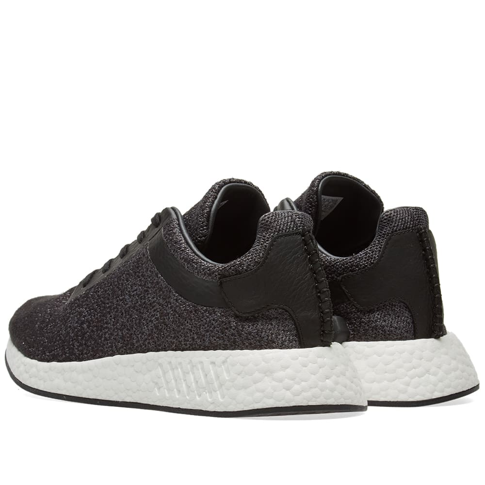 ae82dc991c0e0 Adidas x Wings + Horns NMD R2 PK Core Black   Grey