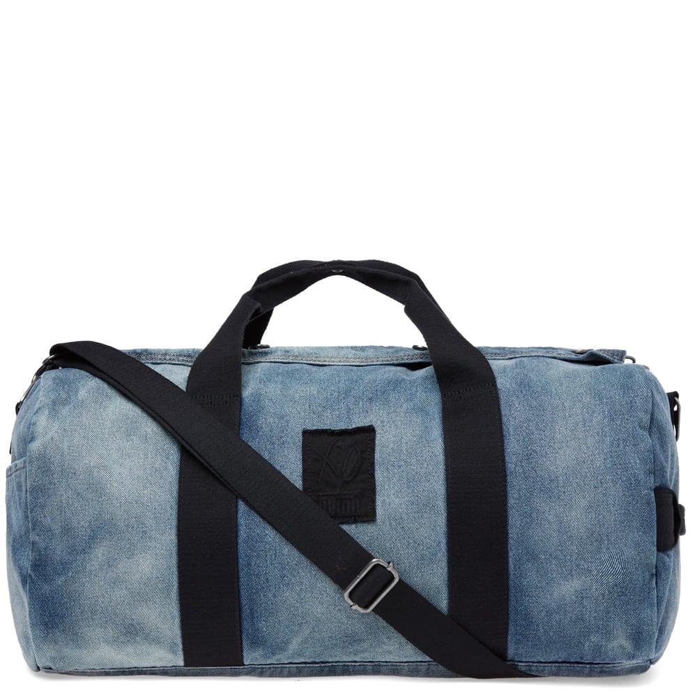 Puma x XO Denim Duffle Bag Blue Indigo