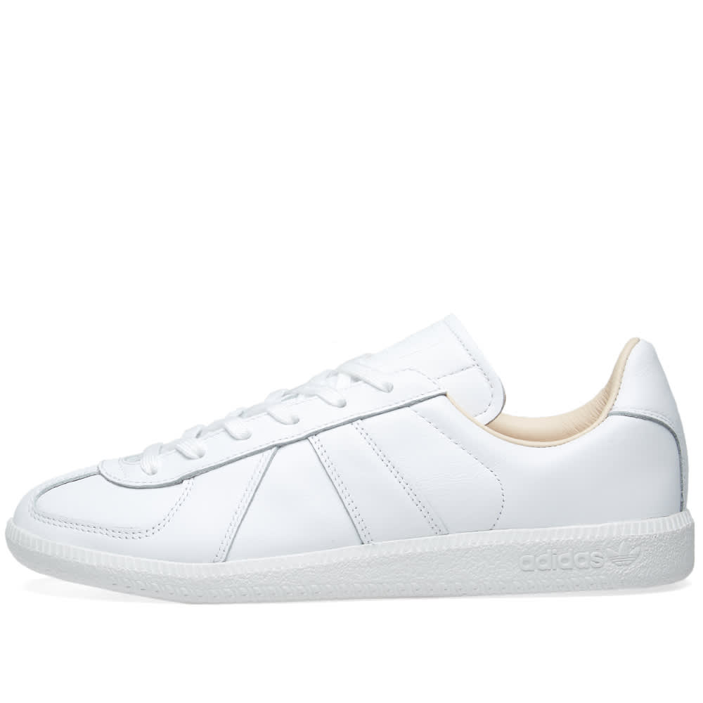 387e92ddce4 Adidas BW Army Premium Leather White   Linen
