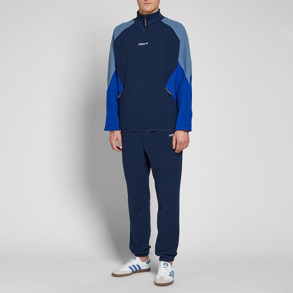 adidas EQT Jacket Collegiate Navy | Footshop