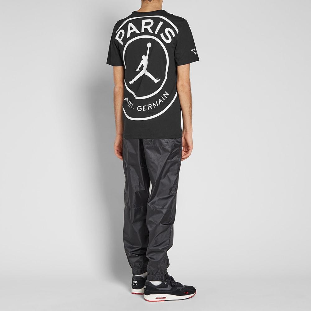Jordan X Paris Saint Germain Basketball Shirt. GB