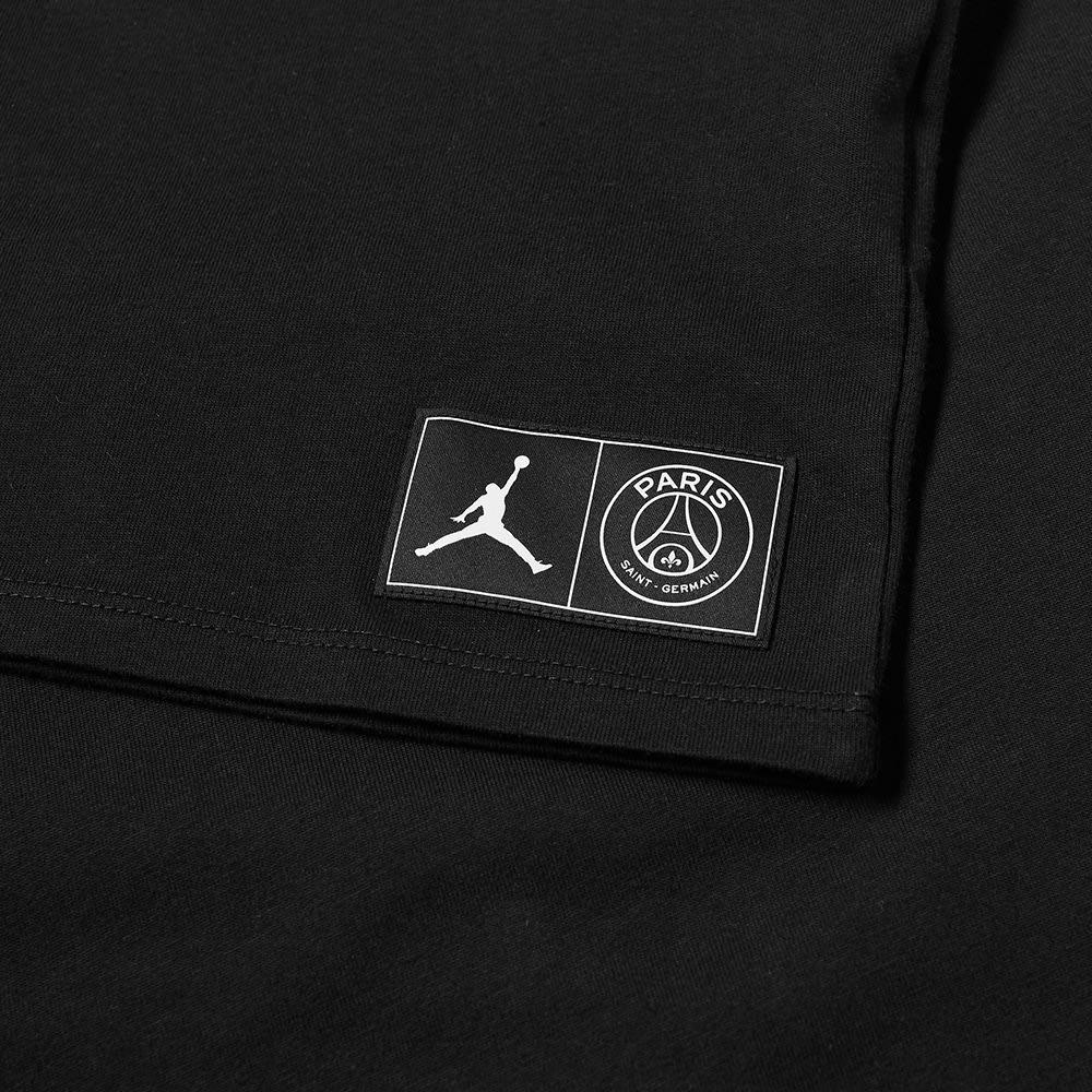 the best attitude 48ffe 7f93d Jordan x Paris Saint-Germain Long Sleeve Tee