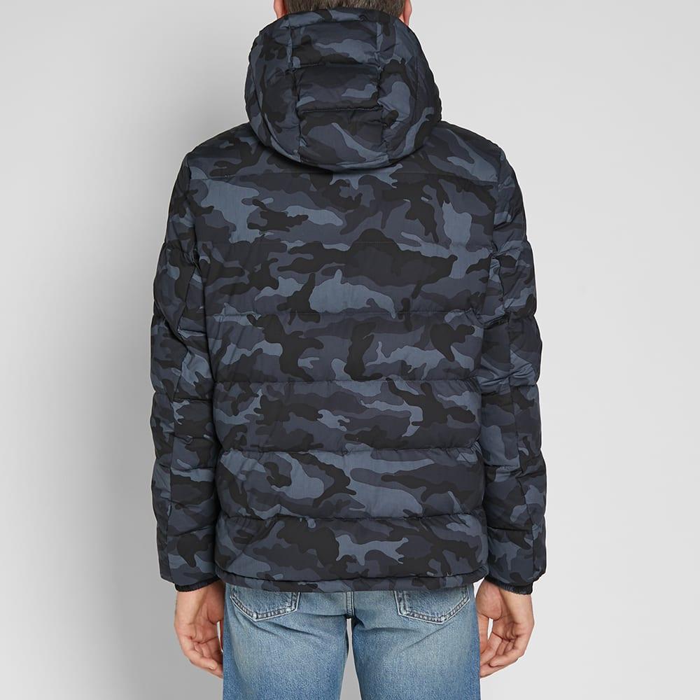 152ef89d8 Moncler Aiton Logo Hooded Down Jacket