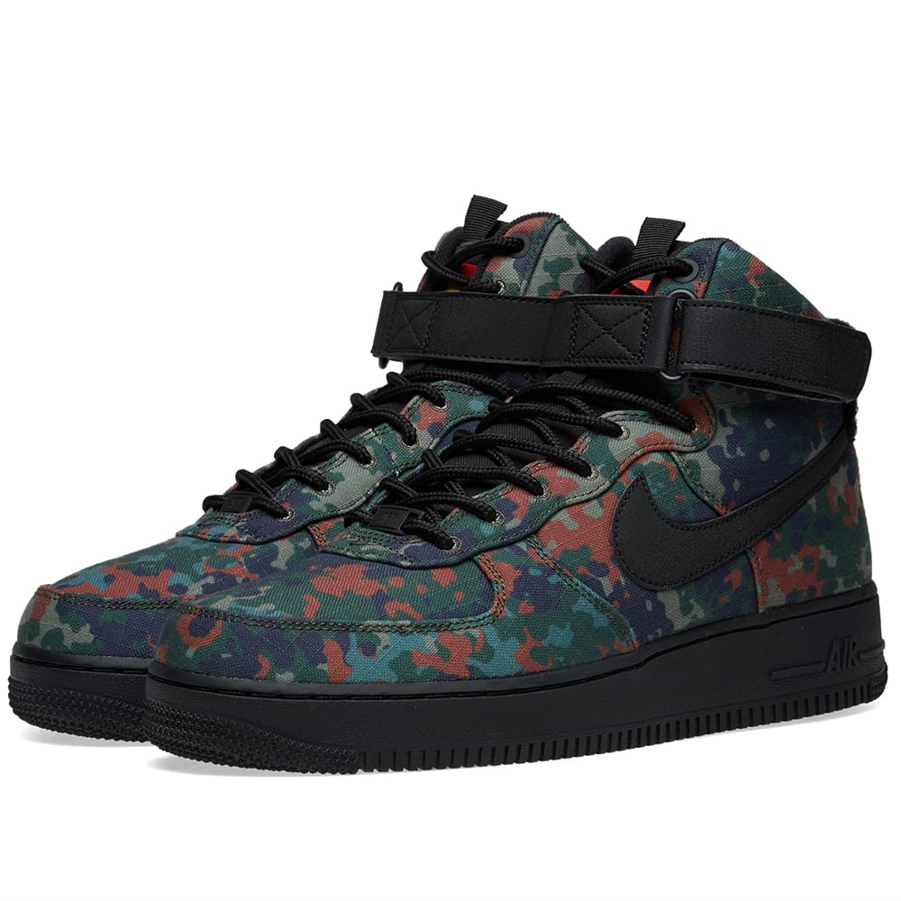 buy popular 47c12 89ecf Nike Air Force 1 High '07 LV8 'Camo Pack' Germany