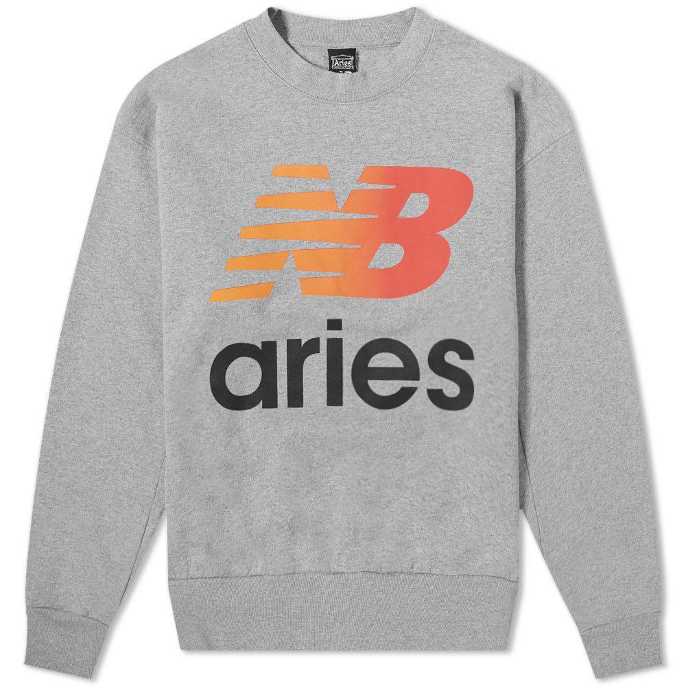 Aries Tops Aries x New Balance Crew Sweat