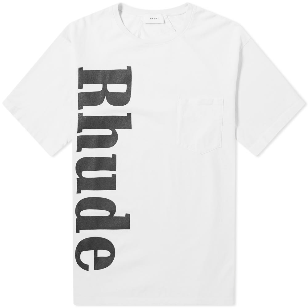 Rhude Tops Rhude Rhude Pocket Tee
