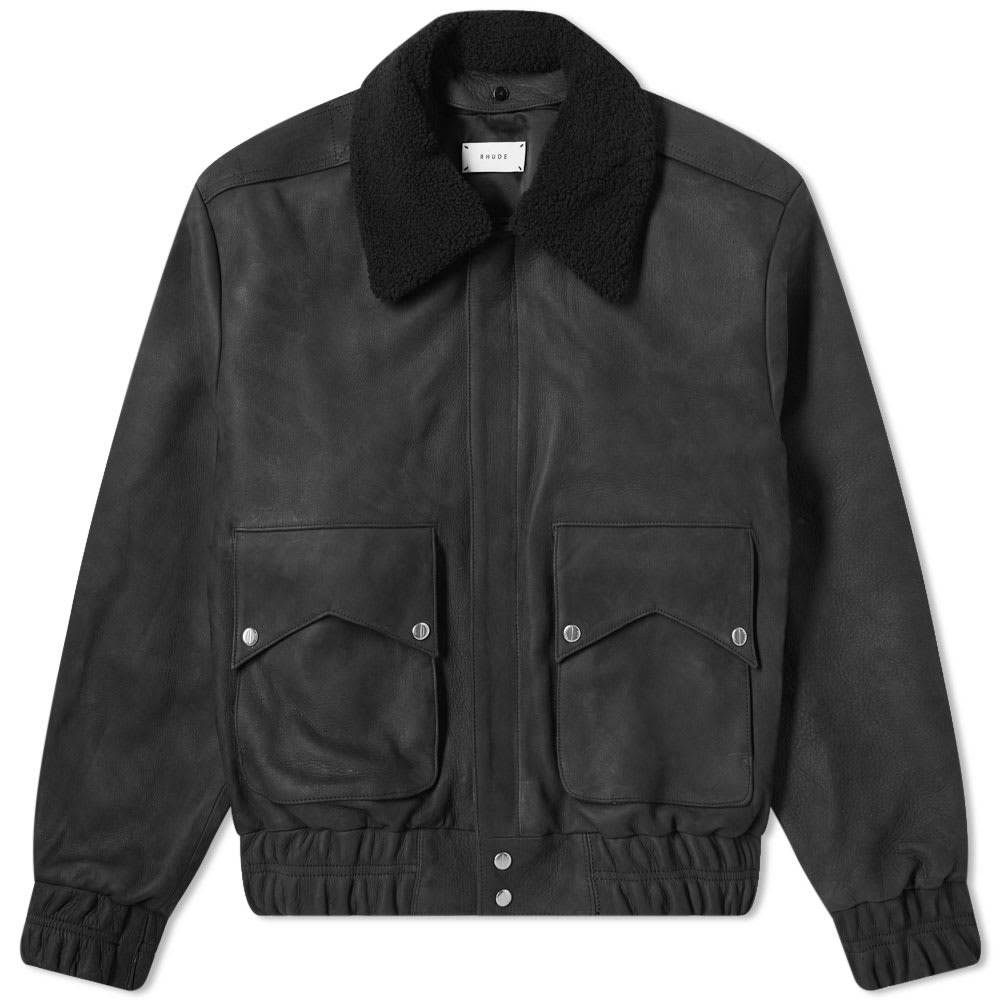 Rhude Jackets Rhude Vintage Pilot Jacket