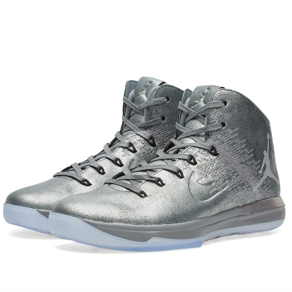 5b98ad60dcd532 Nike Air Jordan 31 Premium  Battle Grey  Cool Grey