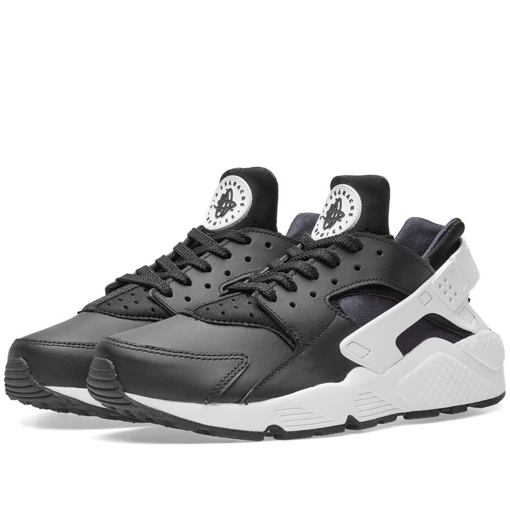 ea6c284b7f0c Nike Air Huarache Run Black   White