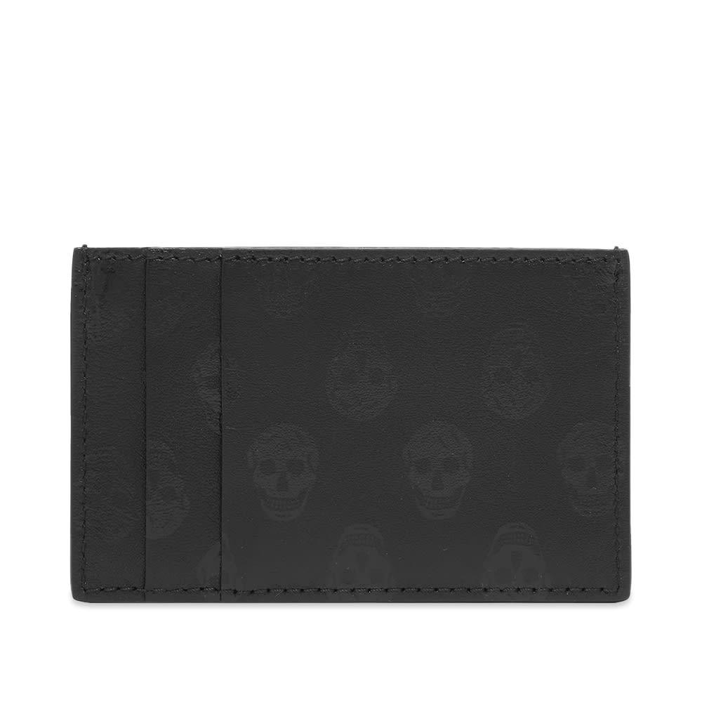 ALEXANDER MCQUEEN Cardholders Alexander McQueen Printed Skull Card Holder
