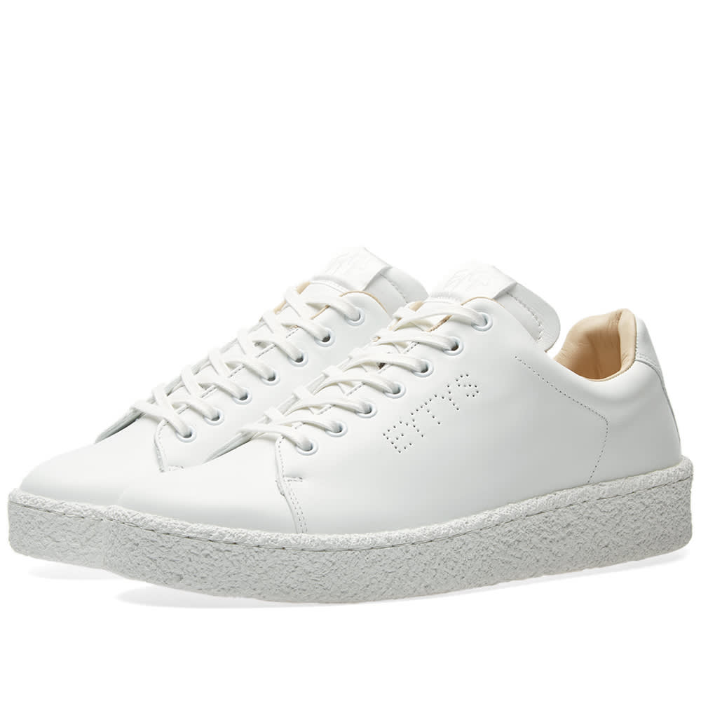 Eytys Ace Leather Sneaker White | END.