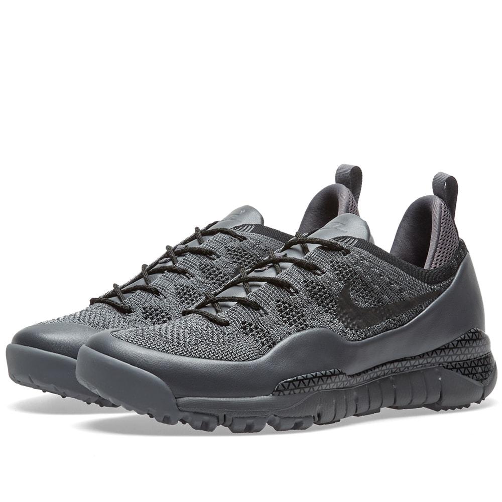 6909a17a5c6a Nike Lupinek Flyknit Low Dark Grey