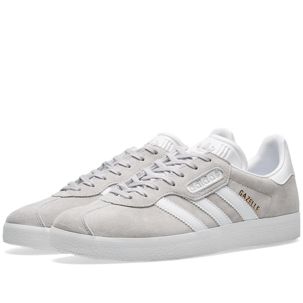 Adidas Gazelle Super Essential Grey Two
