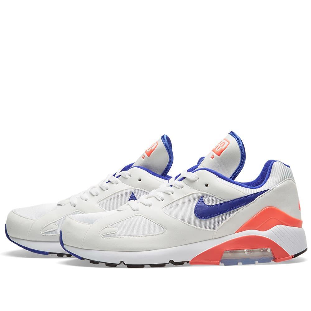 Nike Air Max 180 White Ultramarine