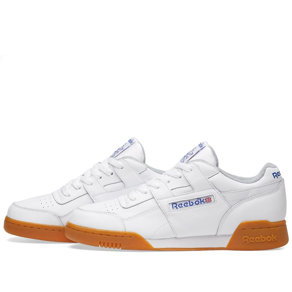 8e509aff8fb Reebok Workout Plus R12 White   Gum