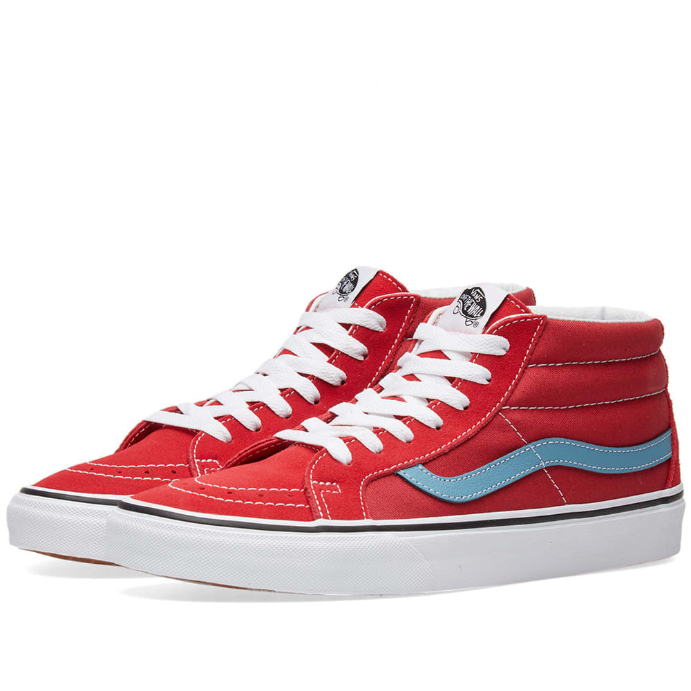 structural disablities online shop wholesale dealer Vans Sk8-Mid Reissue