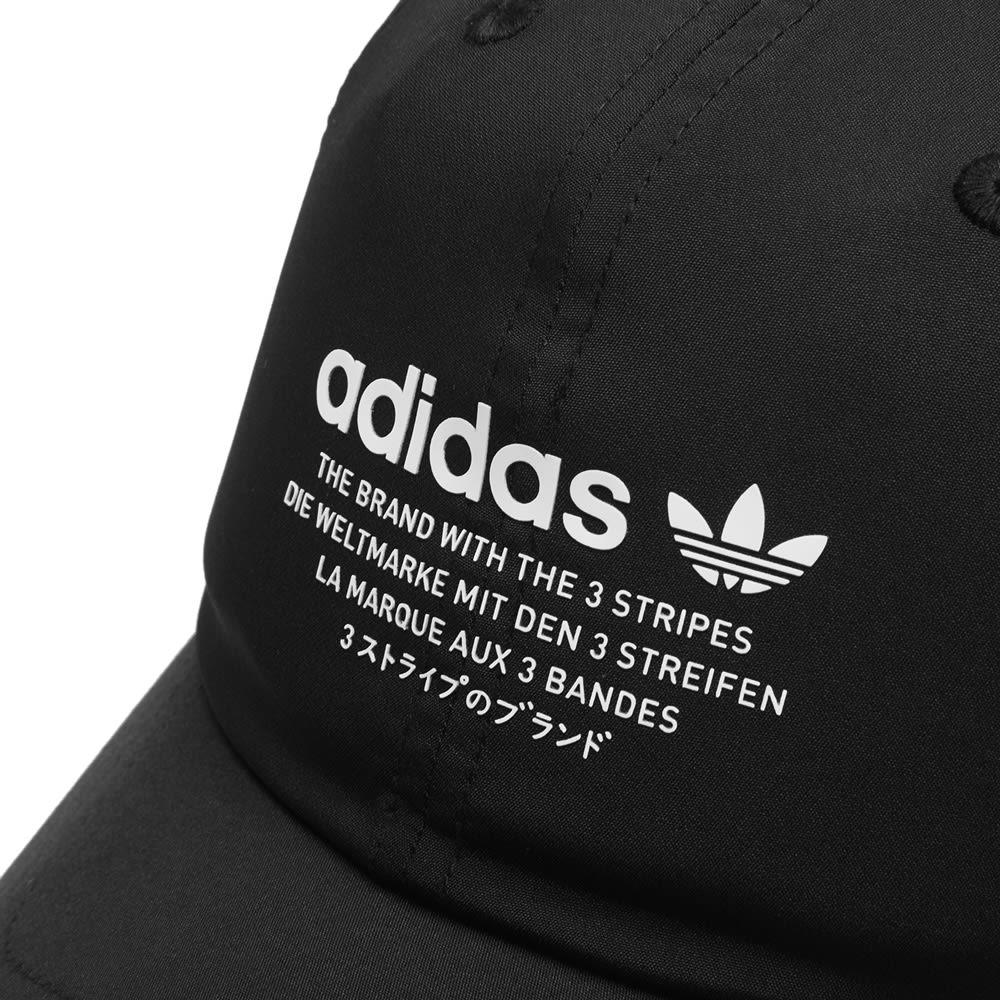 Adidas NMD Cap Black \u0026 White | END.