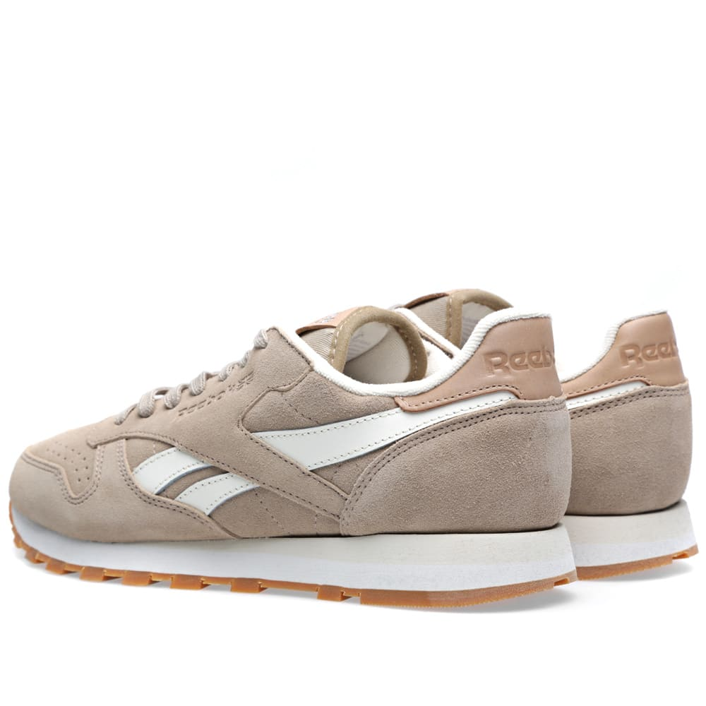 Reebok Classic Leather Suede Canvas