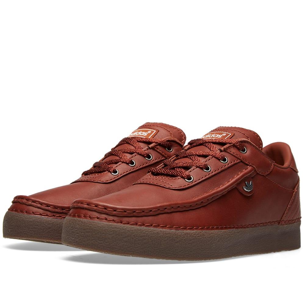 Adidas Spezial Albrecht Redwood \u0026 Gum