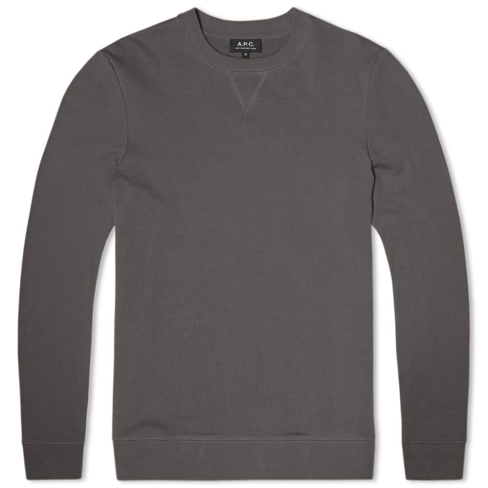 05787d3c788 A.P.C. Henri Crew Neck Sweat