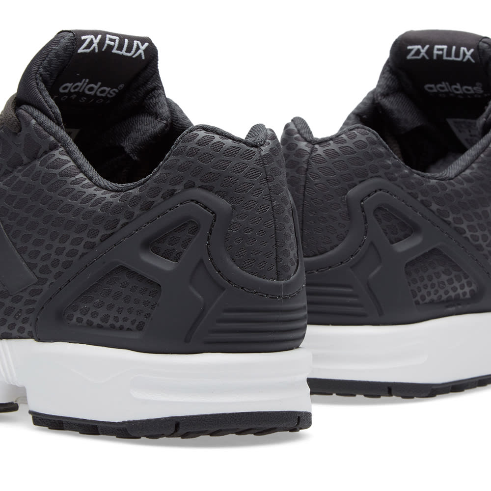 488d37ed7 Adidas ZX Flux Techfit Shadow Black