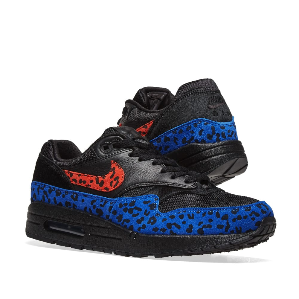 new concept a33b4 5d9ae Nike Air Max 1 Premium W  Animal Pack