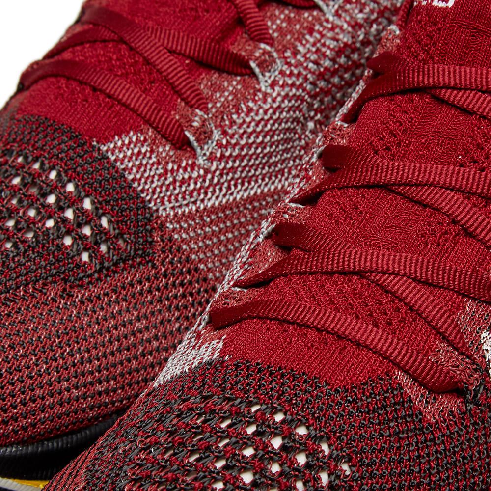 ee738a91772a Nike x Gyakusou Vaporfly 4% Flyknit Team Red