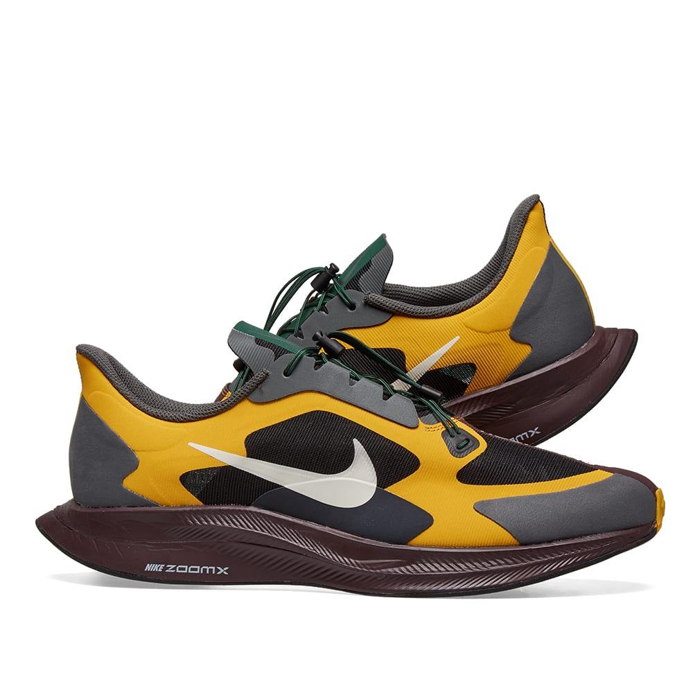 low priced f10c0 39754 Nike x Gyakusou Zoom Pegasus 35 Turbo. Gold ...