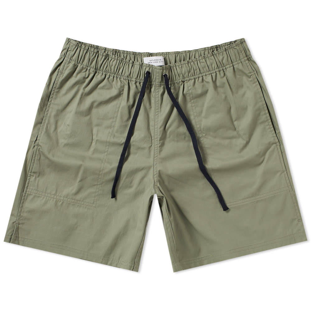 Saturdays Surf Nyc Shorts SATURDAYS NYC RITCHIE SHORT