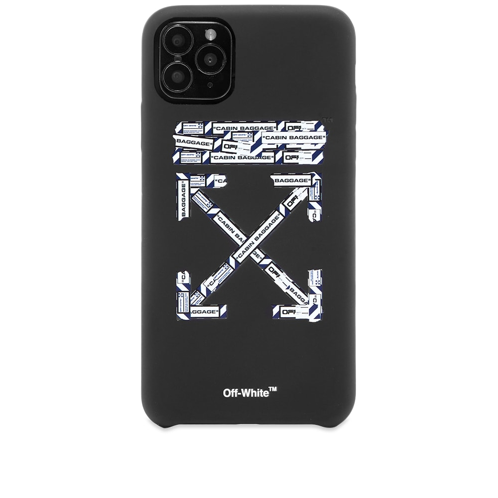 Off-White Airport iPhone 11 Pro Case