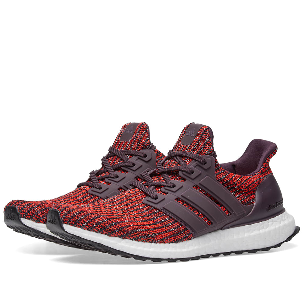 95f6cd2f922 Adidas Ultra Boost Noble Red   Core Black