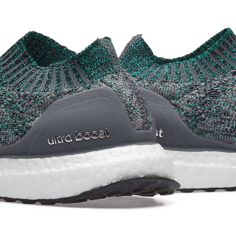 detailed look 804c3 9a877 adidas ultra boost uncaged grey