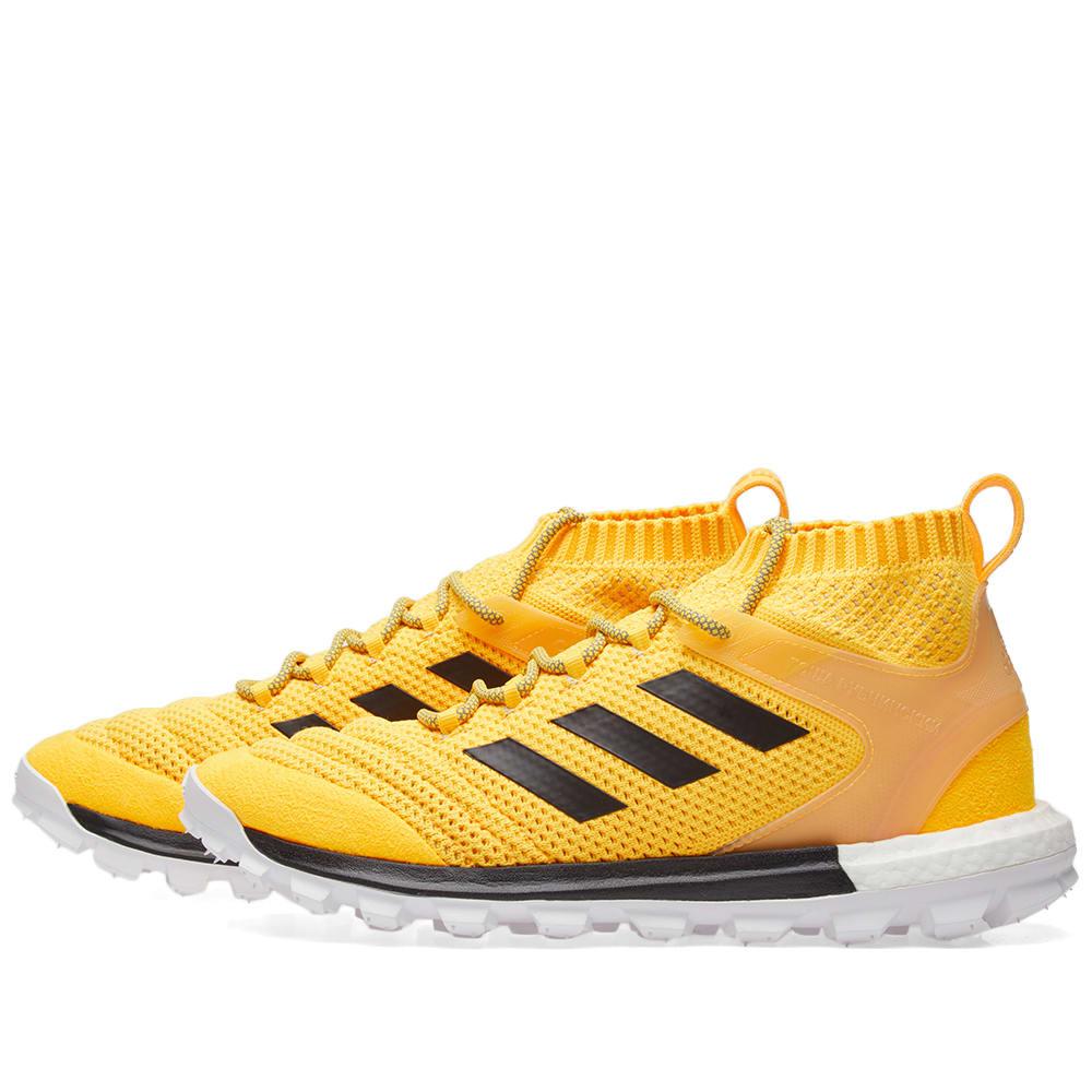 7e5b1a27f38 Gosha Rubchinskiy x Adidas Copa Primeknit Boost Mid Sneaker Orange ...