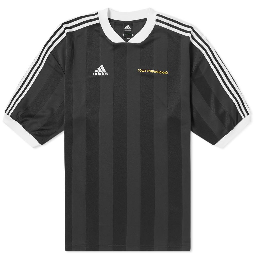 07c98cf838ad Gosha Rubchinskiy x Adidas Football Tee Black