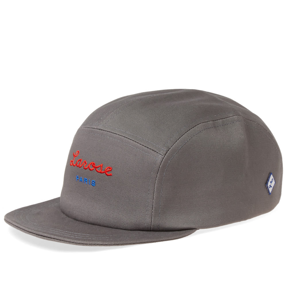 LAROSE PARIS LOGO 5-PANEL CAP