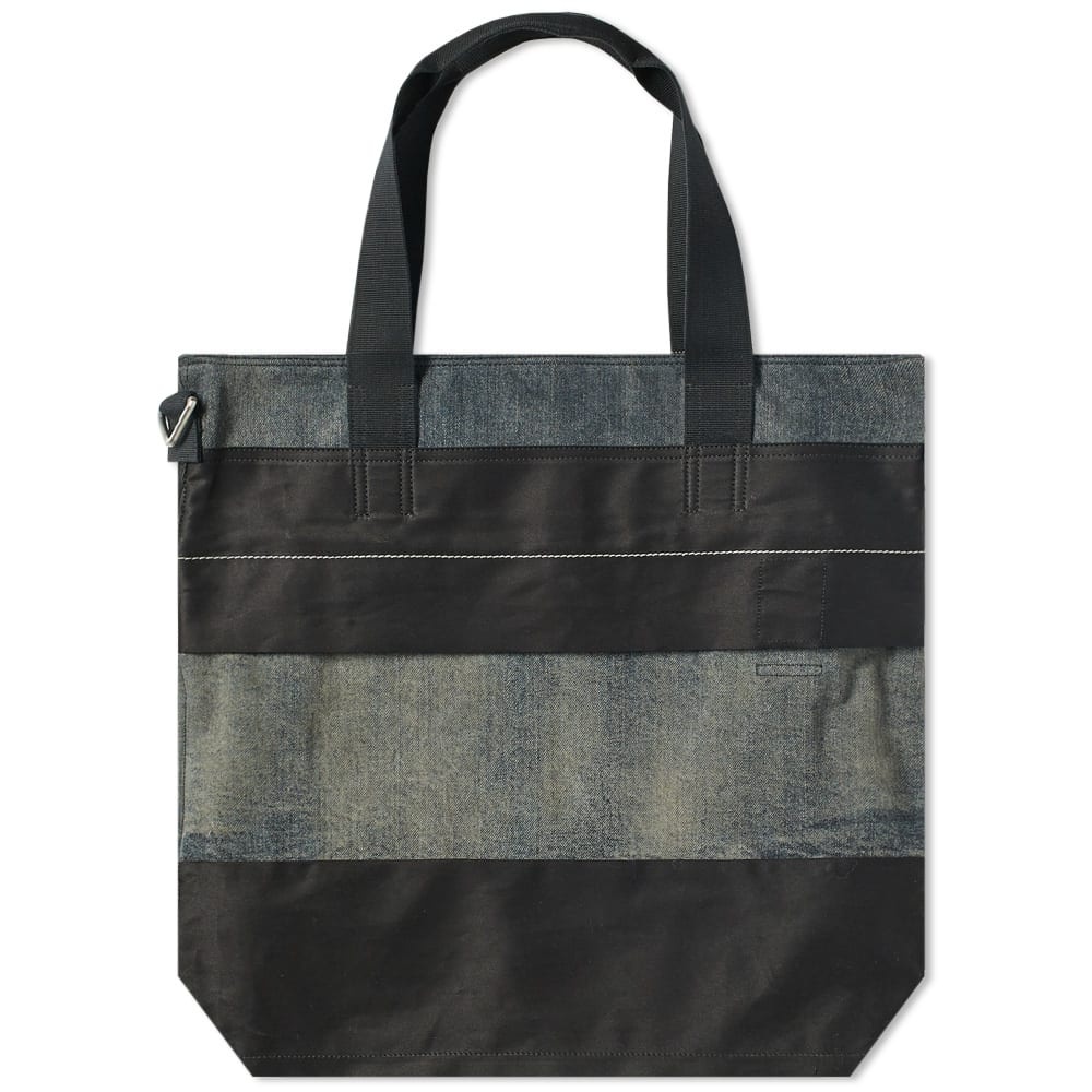 8733568e855 Rick Owens DRKSHDW Large Shopper Tote Bag